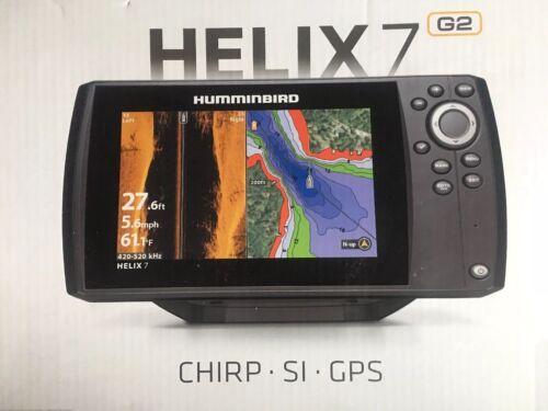 Humminbird Helix 7 Chirp Si Gps G2 Combo
