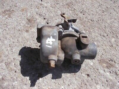 International Cub 154 Low Boy Tractor Orign Ih Ihc Carburetor Assembly