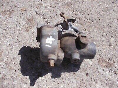 International Cub 154 Low Boy Tractor Orign Ih Ihc Carburetor Assembly
