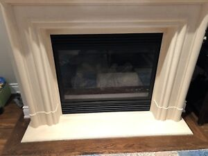 Gas Fireplace Insert
