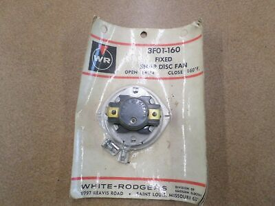 White-Rodgers 3F01-160 Fixed Snap Disc Fan