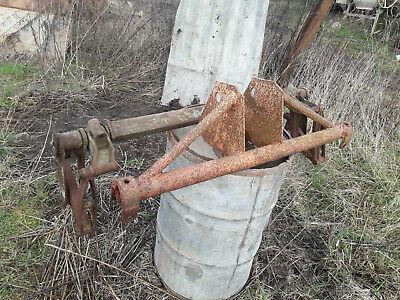 RS09 GT122 GT124 Vorderachse Rohr Spurstange mit Spurstangenkopf Achse