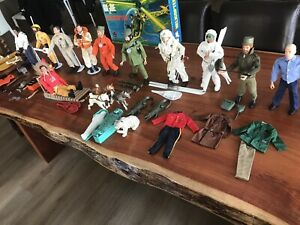 Gi joe 1960 super lot 2 parlant anglais