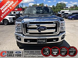 Ford F-250 LARIAT 2016, Diesel, Toit ouvrant, GPS