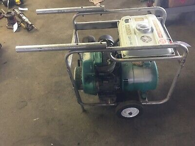 Onan Idlematic Power Express Generator K3500