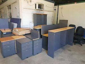 OFFICE FURNITURE $40 any piece come take your pick Goodna Ipswich City Preview