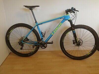 Trek SuperFly 9.8 XT Full Carbon 19.5 Large MTB Mountain Bike
