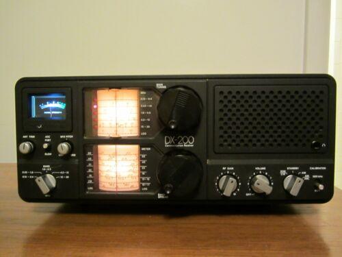 Realistic DX-200 5-band radio