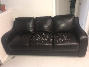 FREE Dark Brown Couch