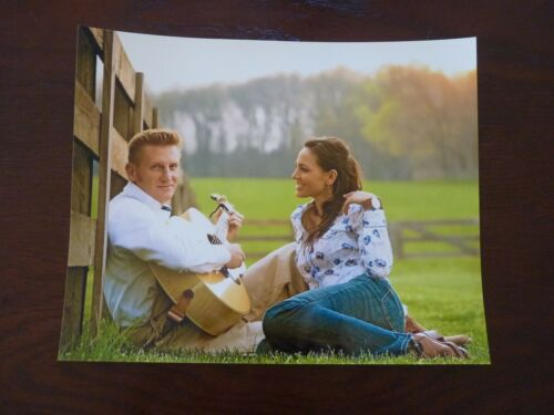 Joey & Rory Country Music 8x10 Color Promo Photo #2