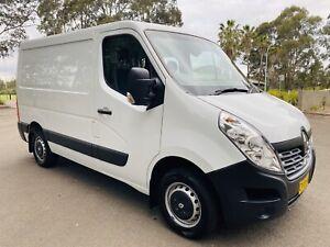 2017 Master Van, Diesel, Auto, Low Klms, 11 Mnth Rego