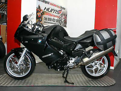 2012 '12 BMW F800ST ABS. Panniers, Heated Grips, Mainstand. Great Value £3,995