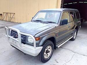 Wrecking 95 #Mitsubishi #Pajero NJ MT #4WD 170403 Port Adelaide Port Adelaide Area Preview