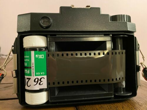 35mm to 120 / 220 Medium Format Camera Film Spool Adapter Set / Kit (2pcs)