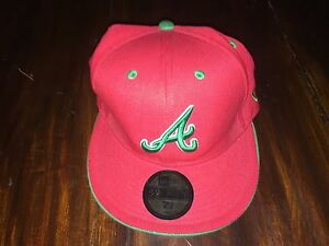 Flat rim 59 fifty official Atlanta Braves Cap Paddington Brisbane North West Preview