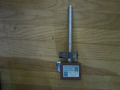 Fowler Precision Tool Model Mb-2 Surface Gauge