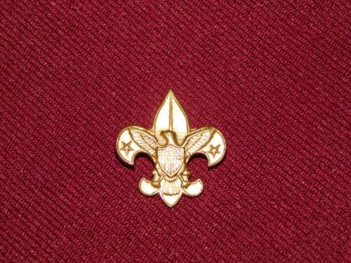 VINTAGE BSA PATD 1911 BOY SCOUTS OF AMERICA BE PREPARED EAGLE PIN