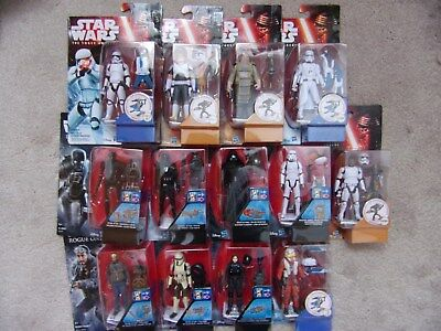 """Star Wars 3 3/4"""" Action Figure Rogue One The Force Awakens"""