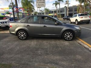 2009 FORD FOCUS SEDAN, rego, rwc, automatic, low kms, CHEAP!! Nerang Gold Coast West Preview