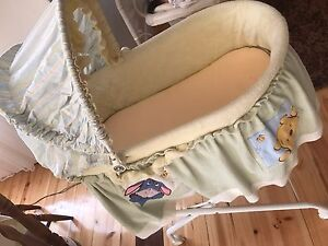 Winnie the Pooh baby bassinet Adelaide CBD Adelaide City Preview