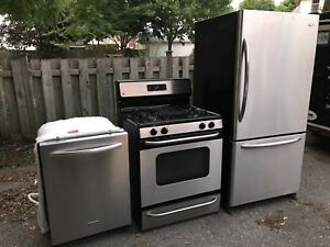 Stainless Steel Appliances KITCHEN RENO CLEARANCE!