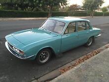 1971 Triumph 2000 Sedan Tanunda Barossa Area Preview