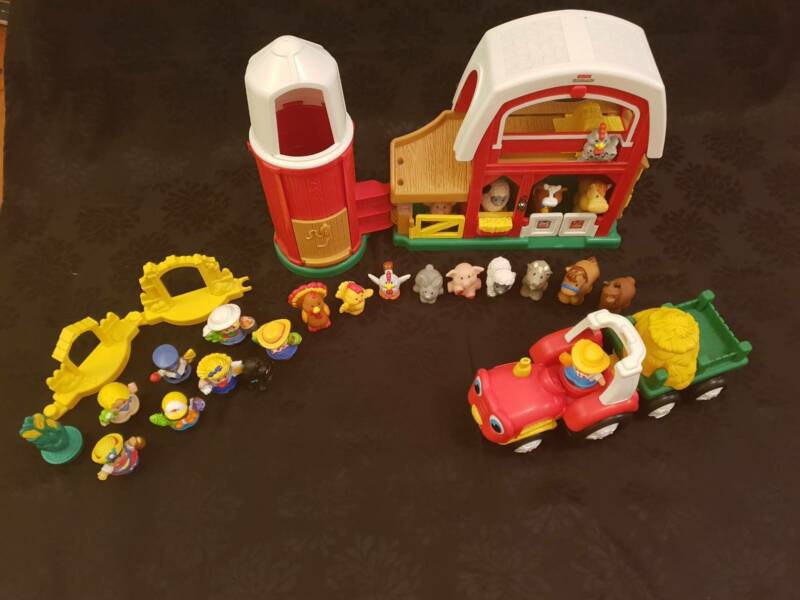 Fisher Price Little People farm   Toys - Indoor   Gumtree