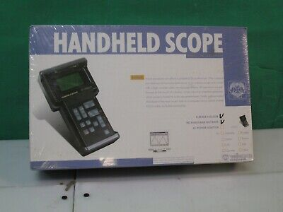 Hhs5 Velleman Handheld Oscilloscope Portable Scope Measuring Instrument New