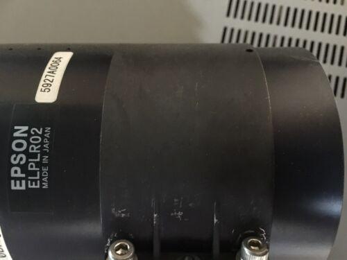 Objectif / lens pour vidéo projecteur pro epson elpllr02
