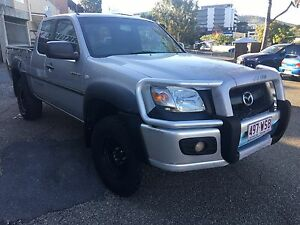 2007 Mazda BT-50 Manual 4x4 Diesel Upper Mount Gravatt Brisbane South East Preview