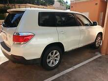 2012 Toyota Kluger Wagon, Sports Auto, 7 Seat, 5 Door Darwin CBD Darwin City Preview