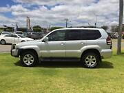 2004 Toyota LandCruiser Prado Grande Maddington Gosnells Area Preview