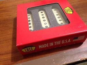 Holy Grail noiseless pickups set for Strat made by Lace USA Quakers Hill Blacktown Area Preview