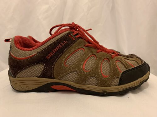 Chameleon Youth 12m Waterproof Size Merrell Shoes Low Boys Lace Hiking 345LAqRj