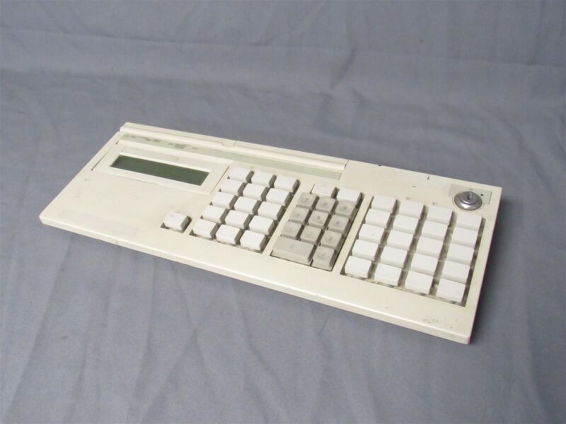 IBM M8 SurePOS Retail Keyboard 41J7250 44D1888 92F6330 44D1009 65Y4678 41J7260