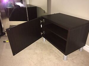 IKEA Bed Side Tables (X2) Modern Furniture  London Ontario image 2