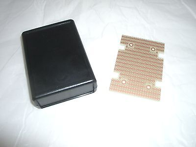 Philmore 12-203 Datak 3.6x2.6x1.1 Diy Prototype Box Printed Circuit Board Pcb