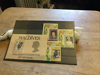 Maldives Unmounted Mint Stamps Lot