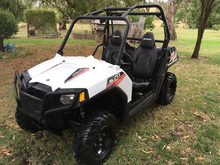 Polaris RZR 570 Buggy  UTV Tailem Bend The Coorong Area Preview