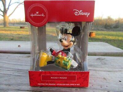 Hallmark Disney Mickey Mouse 2020 Christmas Ornament Decoration