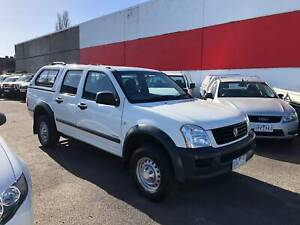 2005 Holden Rodeo LX DUAL CAB Manual Ute Lilydale Yarra Ranges Preview