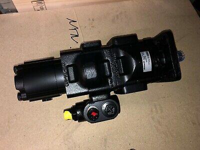 Jcb Triple Hydraulic Pump Jcb Ref 20918300 8998s