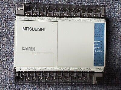 Mitsubishi Melsec Fx1s-30mt-dss Plc Exc Cond