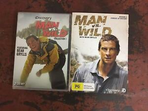 Man vs Wild dvds Manly Manly Area Preview