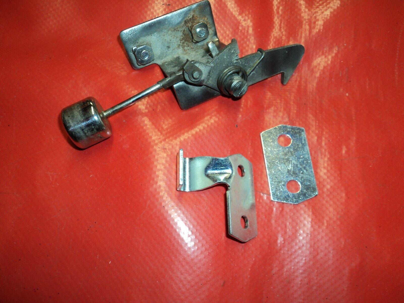 Corvette 1953/1954/1955/1956/1957 Deck Lid Latch Mechanism Assembly