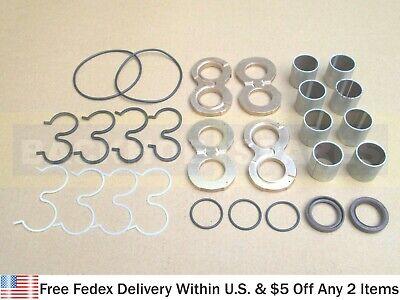 Jcb Parts -parker Hydraulic Pump Spline Model Repair Kit 20902703 20902901