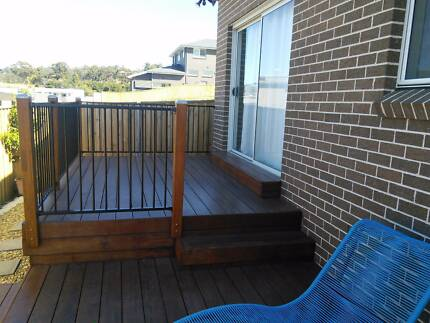 Brand-new furnished 2bedroom Granny Flat onMacarthur West Sydn Un
