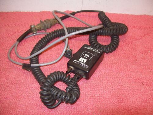 David Clark C3019 Push to Talk Belt Station for Series 3000 Headset, Free ship!