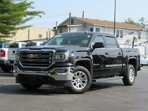 2016 GMC Sierra 1500 SLE Crew Cab Short Box 4WD **ONE Owner!!  P