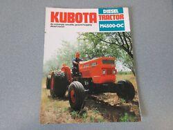 wiring diagrams on operator's manual on kubota m4500 farm tractor |  kubota farm tractors: kubota farm     on